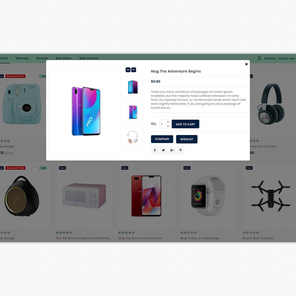 theme - Elektronik & High Tech - Elecon - Electronics Super Store - 7