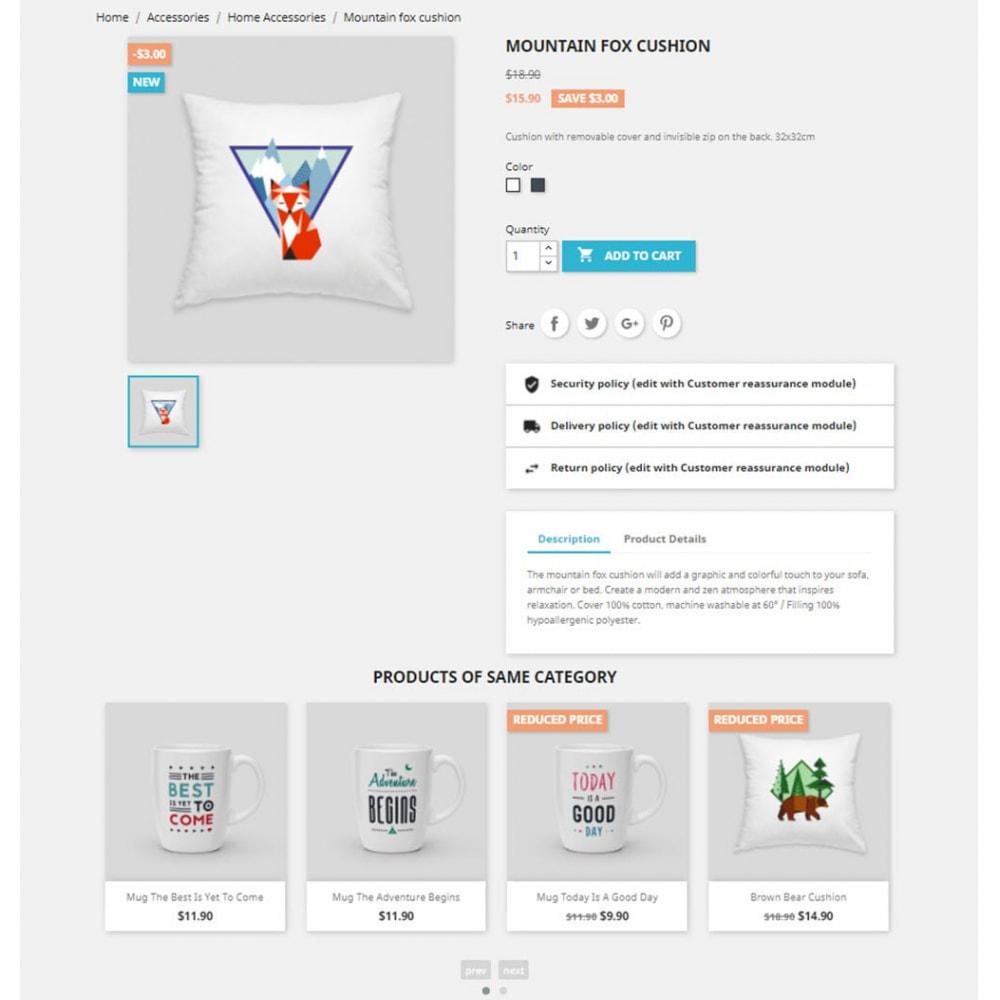 module - Silder & Gallerien - Carousels Pack - Instagram, Products, Brands, Supplier - 6