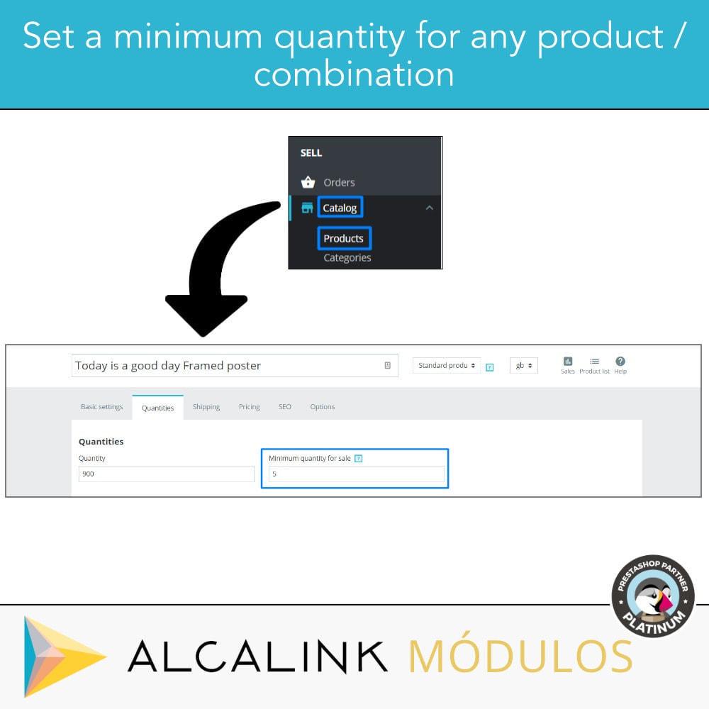 module - Перекрестные продажи и Создание комплектов - Sell products or combinations in multiples packs - 2