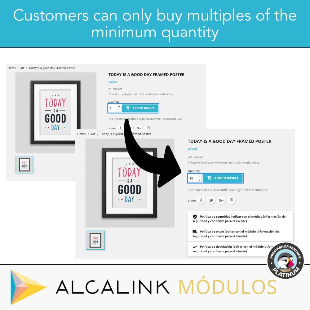 module - Перекрестные продажи и Создание комплектов - Sell products or combinations in multiples packs - 3