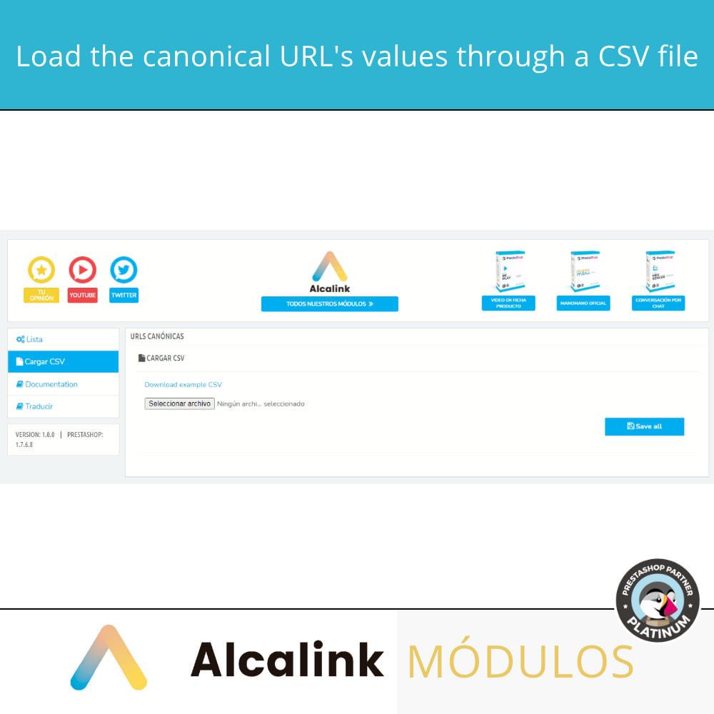 module - URL & Omleidingen - 2x1: Canonical SEO + SEO Redirects - 4