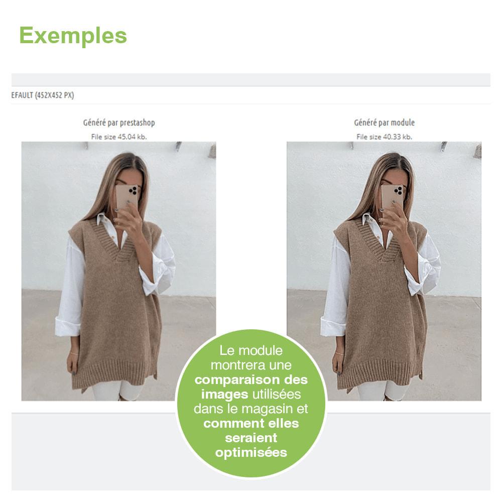module - Visuels des produits - Image Optimizer et Webp Converter – PrestaShop Module - 6