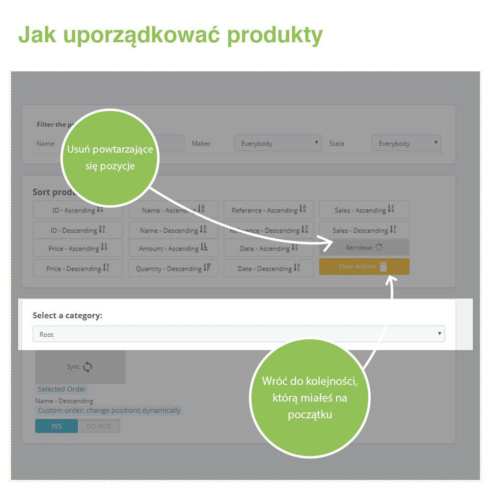 module - Szybkie & Masowe edytowanie - Sort Products: Sortuj Produkty w Kategoriach - 21