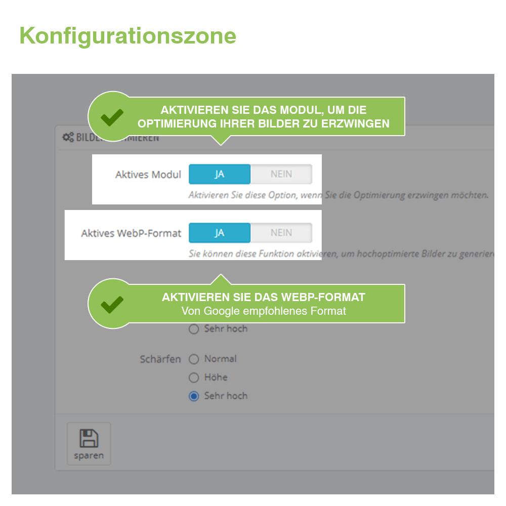module - Produktvisualisierung - Bildoptimierer Premium und Webp Converter - 2