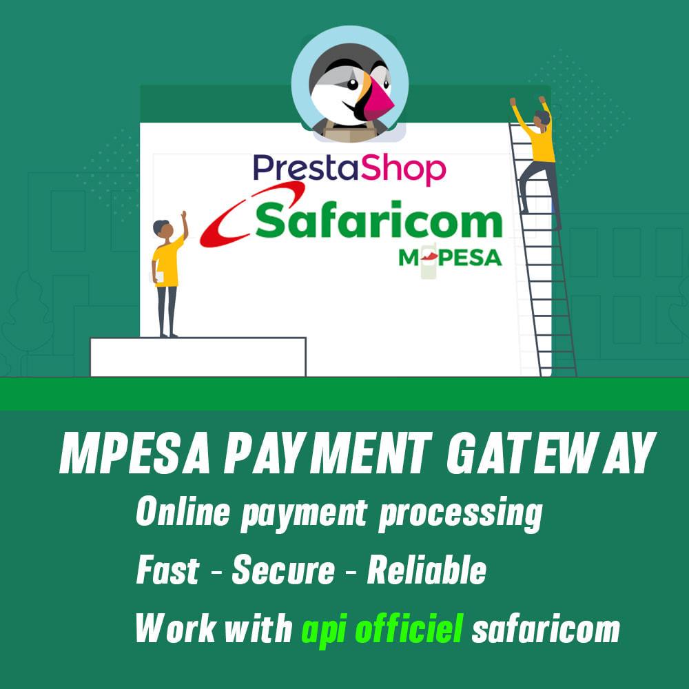 module - Альтернативных способов оплаты - Mpesa Payment Gateway - 1