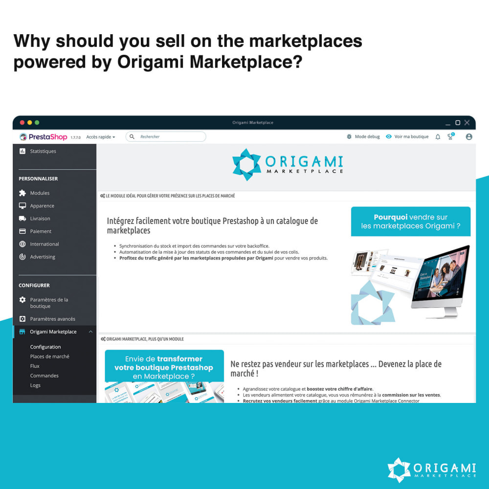 module - Revenda (marketplace) - Origami marketplace connector - 5