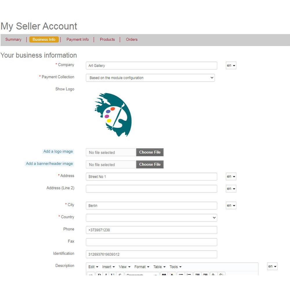 module - Criação de Marketplace - Agile Multiple Seller 1.6 - 4