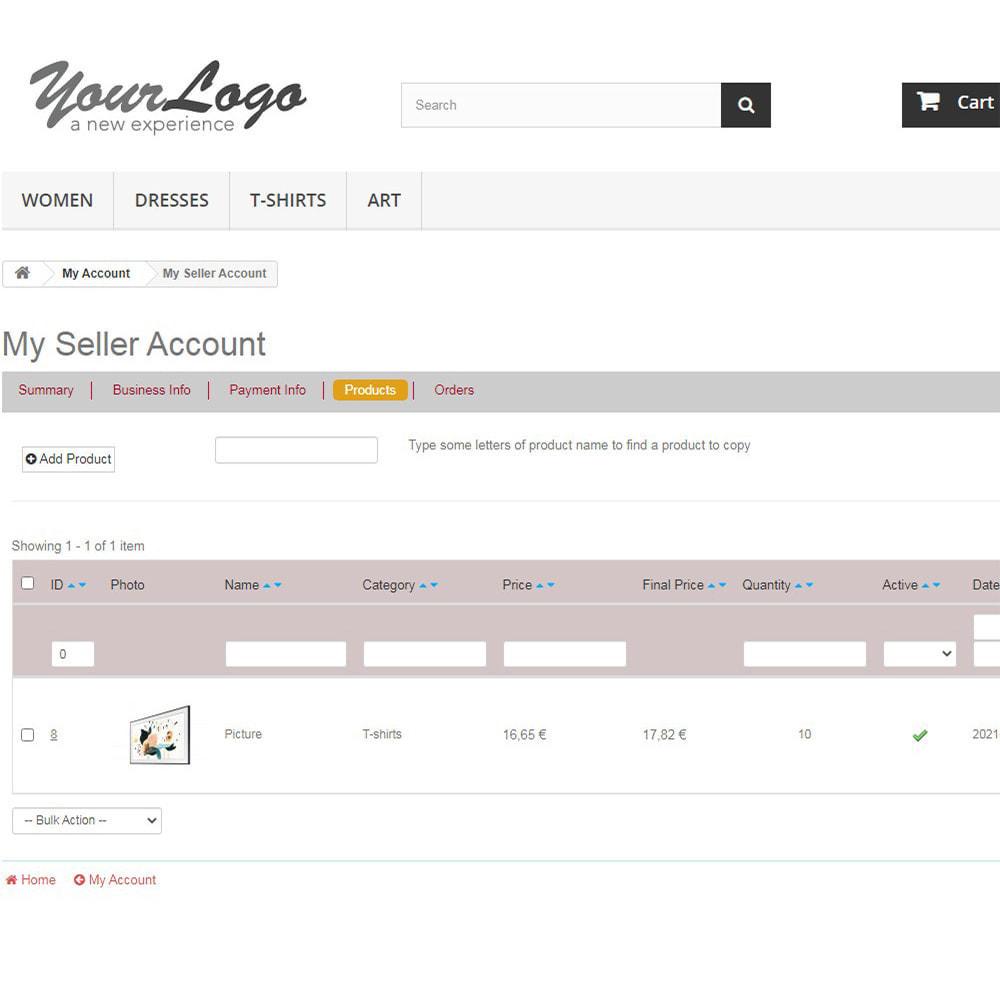 module - Criação de Marketplace - Agile Multiple Seller 1.6 - 5