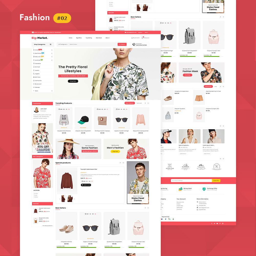 theme - Electrónica e High Tech - Big Market - Multi-purpose Mega Store - 3