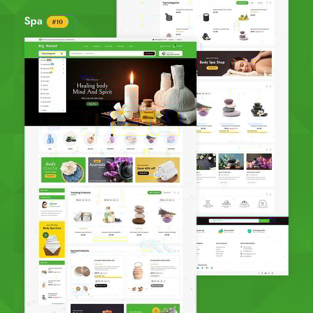 theme - Electrónica e High Tech - Big Market - Multi-purpose Mega Store - 11