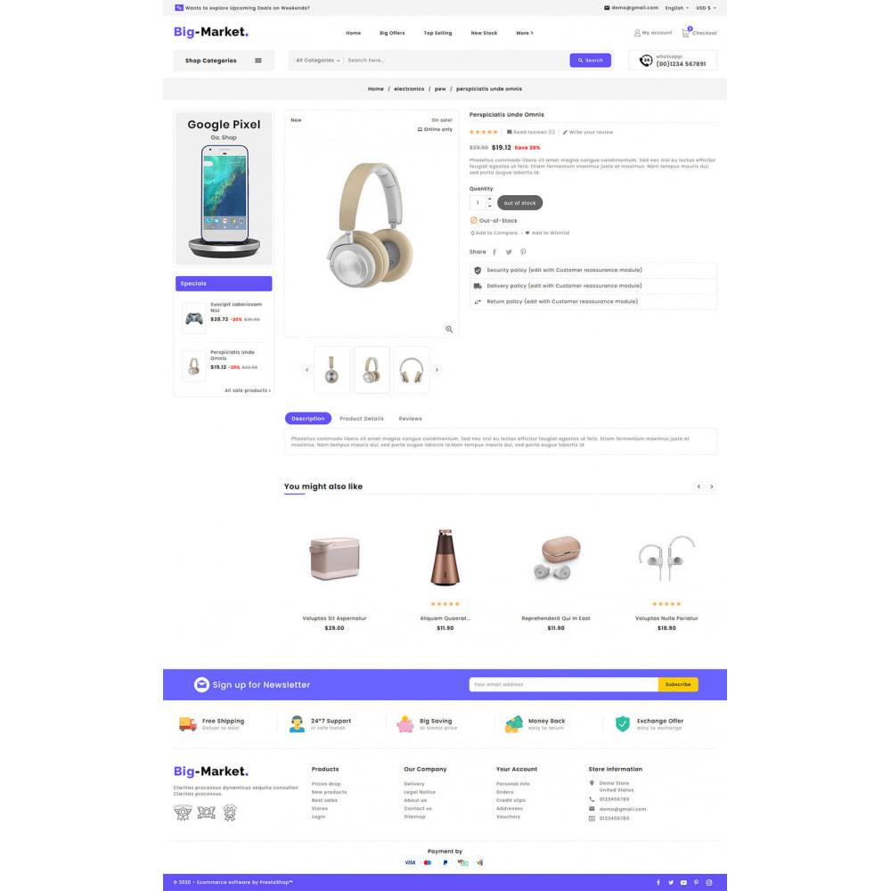 theme - Electrónica e High Tech - Big Market - Multi-purpose Mega Store - 15