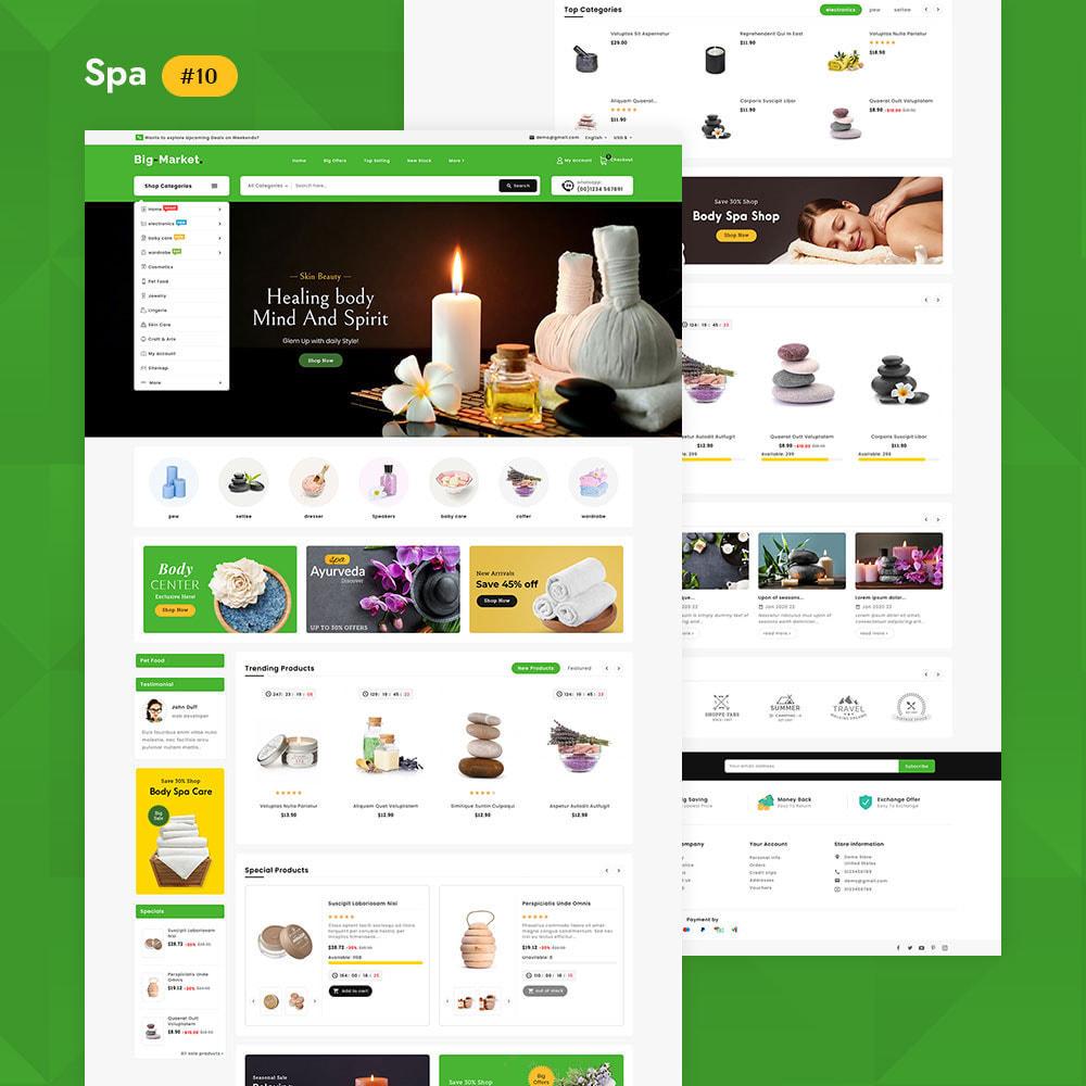 theme - Elettronica & High Tech - Big Market - Multi-purpose Mega Store - 11