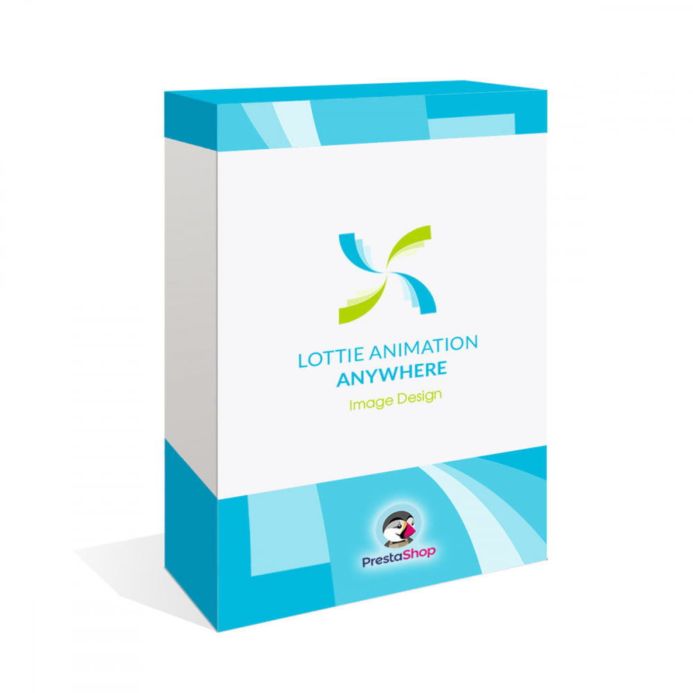 module - Page Customization - Add Lottie Animation Anywhere - Image Design - 1