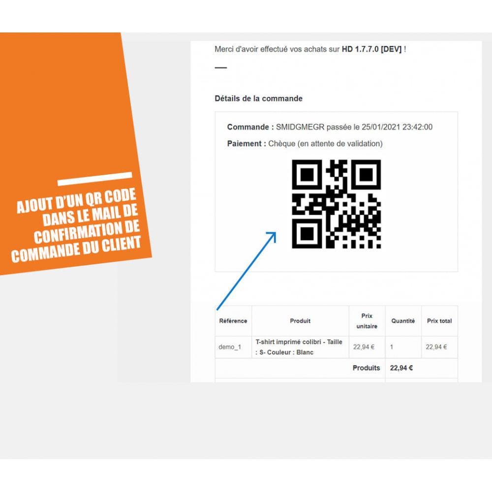 module - Gestion des Commandes - Preuve de livraison / retrait, signature électronique - 2