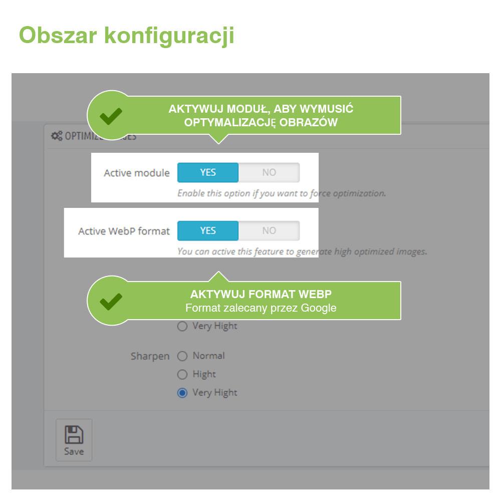 module - Pokaz produktów - Optymalizator Zdjęć Premium y Konwerter Webp - 2