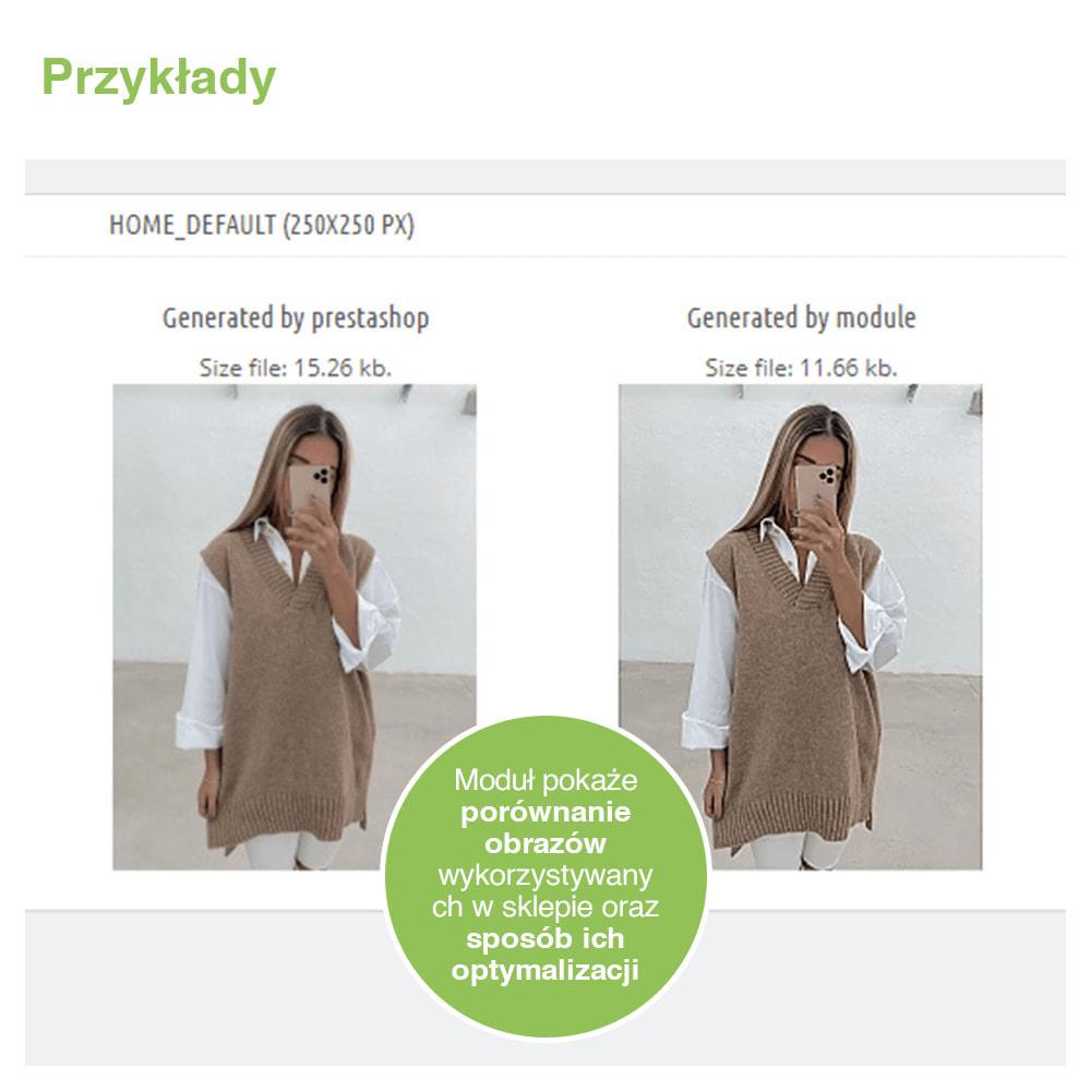 module - Pokaz produktów - Optymalizator Zdjęć Premium y Konwerter Webp - 5