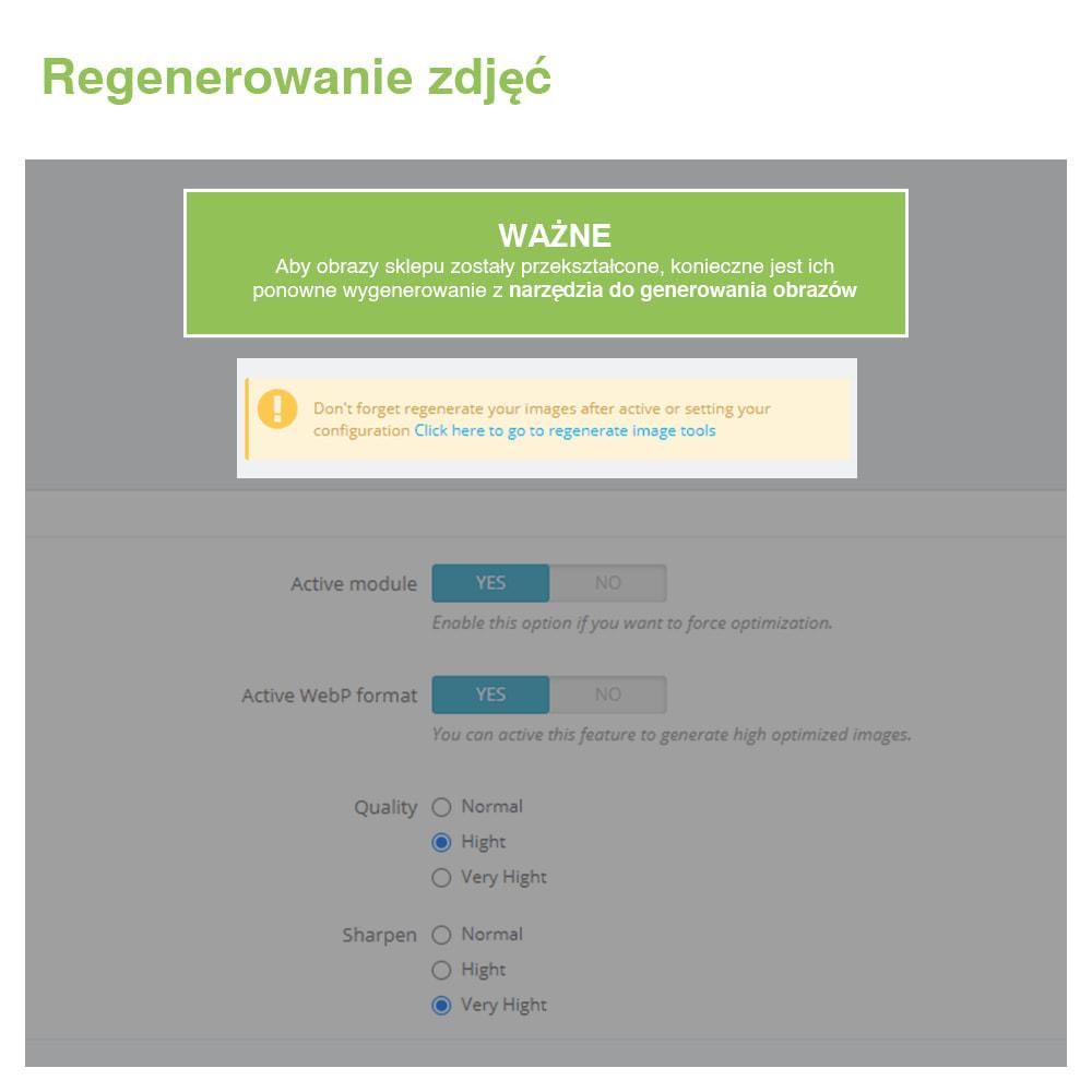 module - Pokaz produktów - Optymalizator Zdjęć Premium y Konwerter Webp - 7
