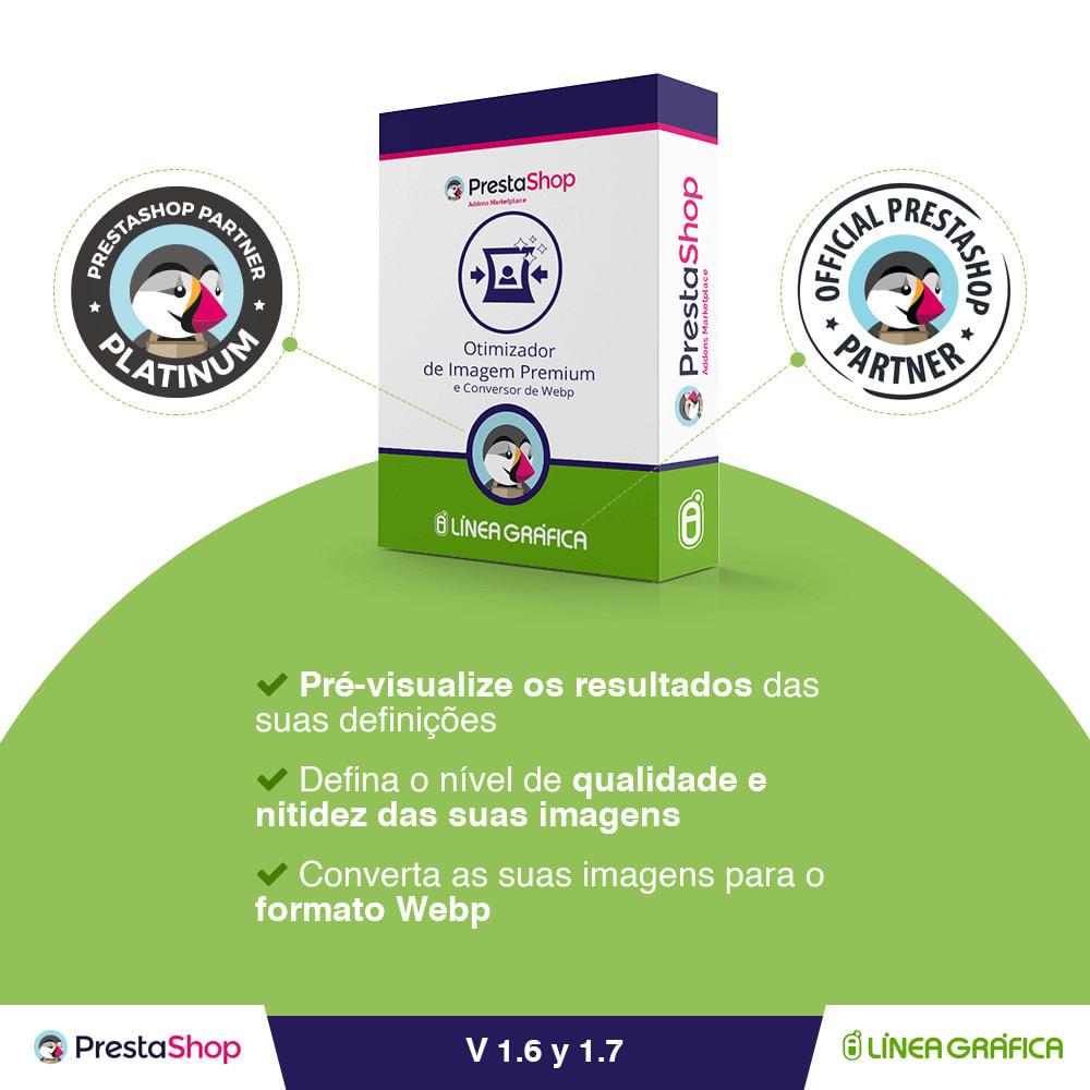 module - Visual dos produtos - Otimizador de Imagem Premium e Conversor de Webp - 1