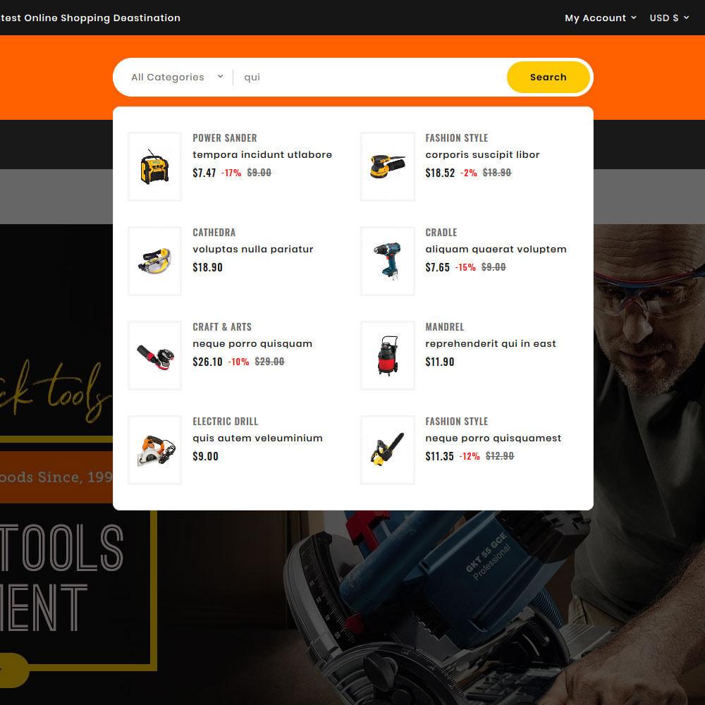 theme - Electrónica e High Tech - ToolBox - Drill Tools & Equipment - 15
