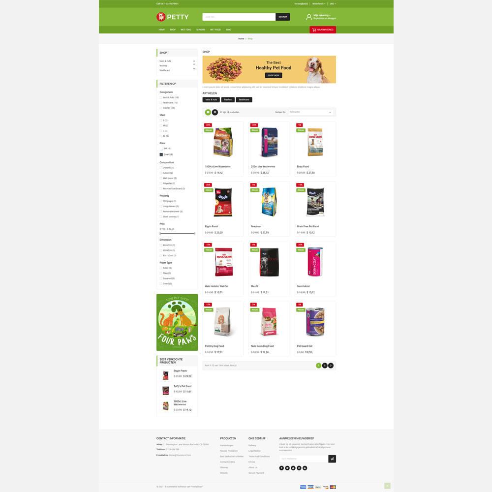 theme - Dieren - Kleine winkel - 3