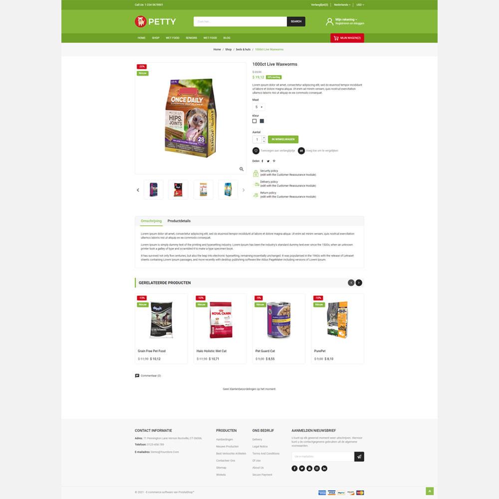 theme - Dieren - Kleine winkel - 4