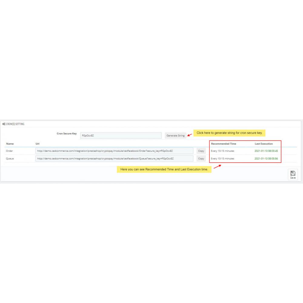 module - Marktplaats (marketplaces) - Facebook Integration - 4
