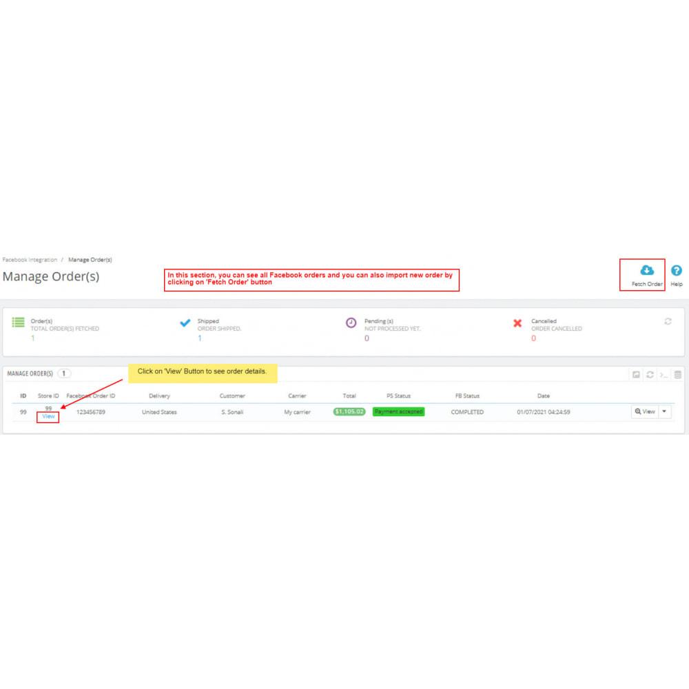 module - Marktplaats (marketplaces) - Facebook Integration - 8