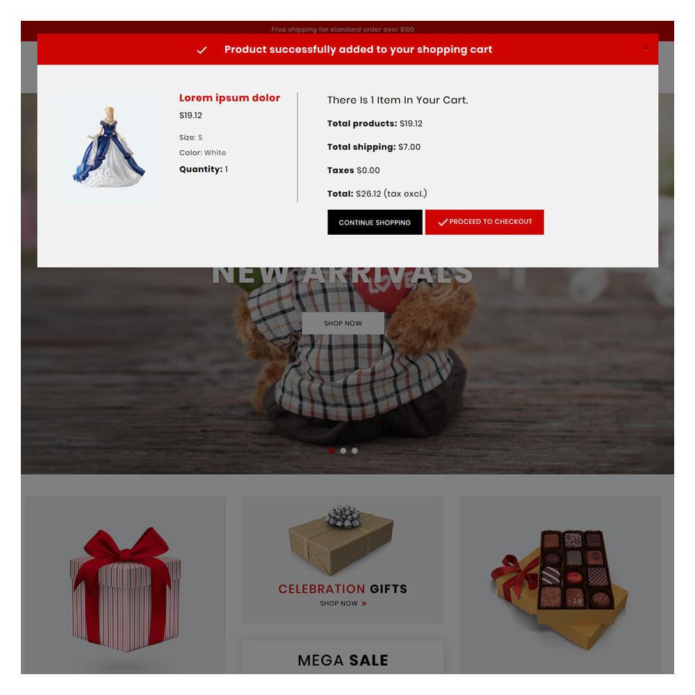 theme - Prezenty, Kwiaty & Uroczystości - Eylash Gifts & Celebrations Shop - 5