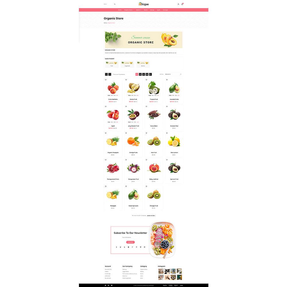 theme - Salute & Bellezza - Vegan Organic–Grocery Store - 3