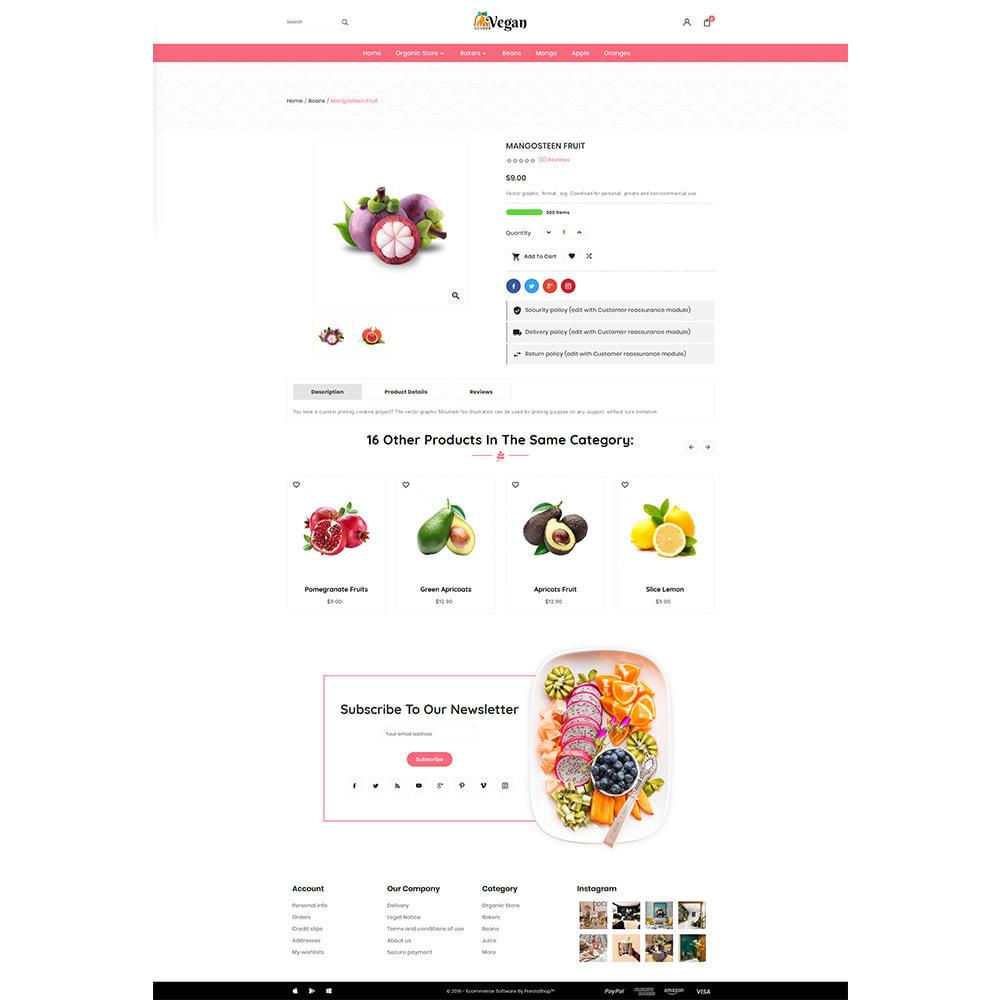 theme - Salute & Bellezza - Vegan Organic–Grocery Store - 4