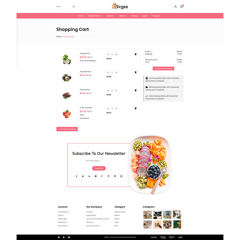 theme - Salute & Bellezza - Vegan Organic–Grocery Store - 5