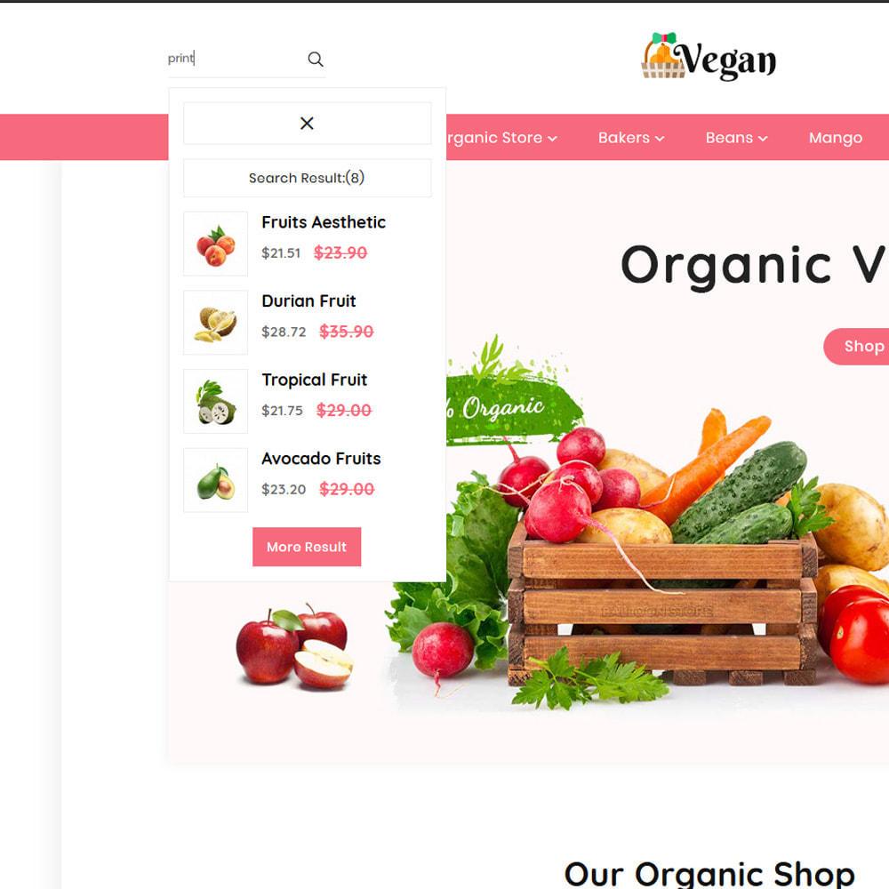theme - Salute & Bellezza - Vegan Organic–Grocery Store - 8