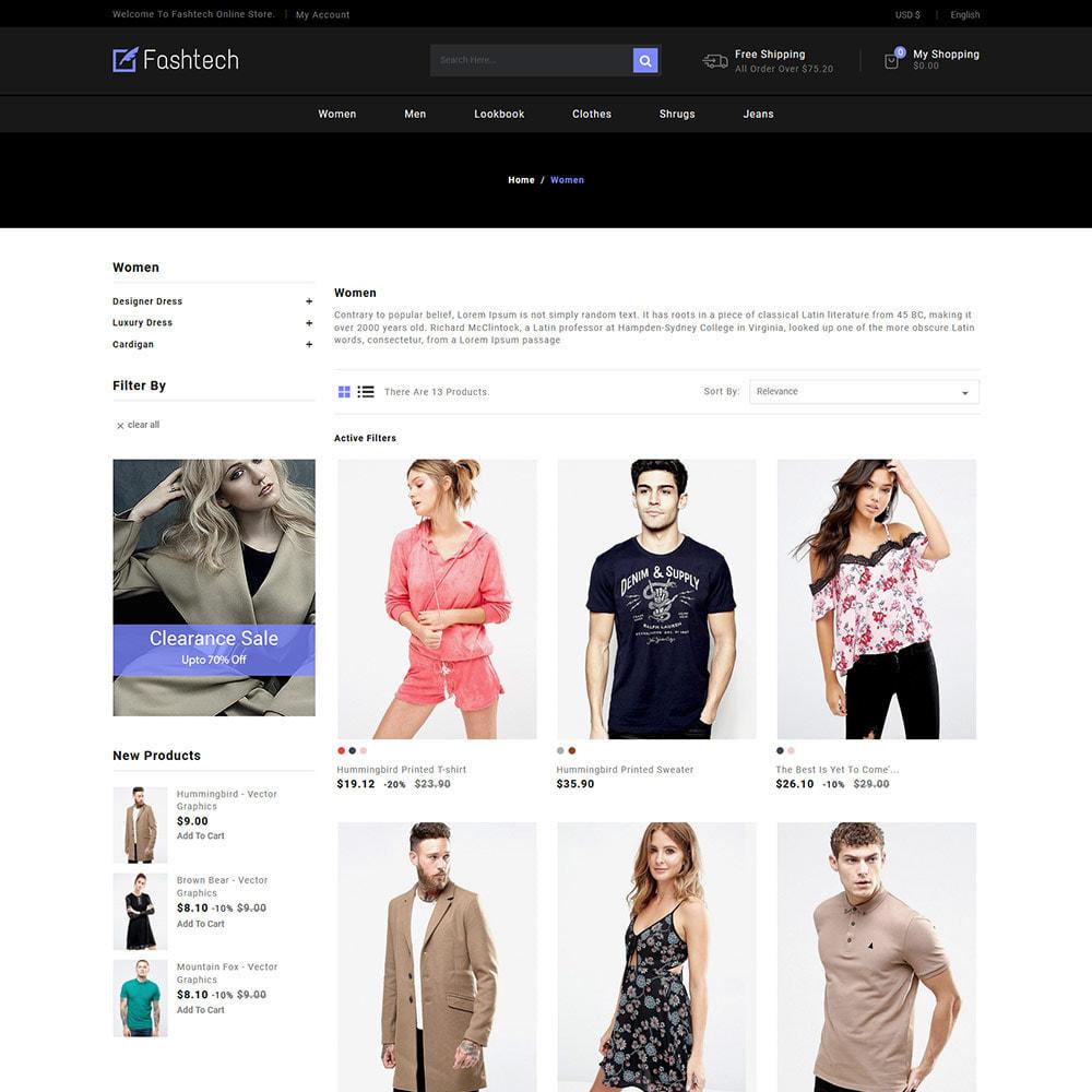 theme - Fashion & Shoes - Fashion Apparels - Women Designer  Store - 3
