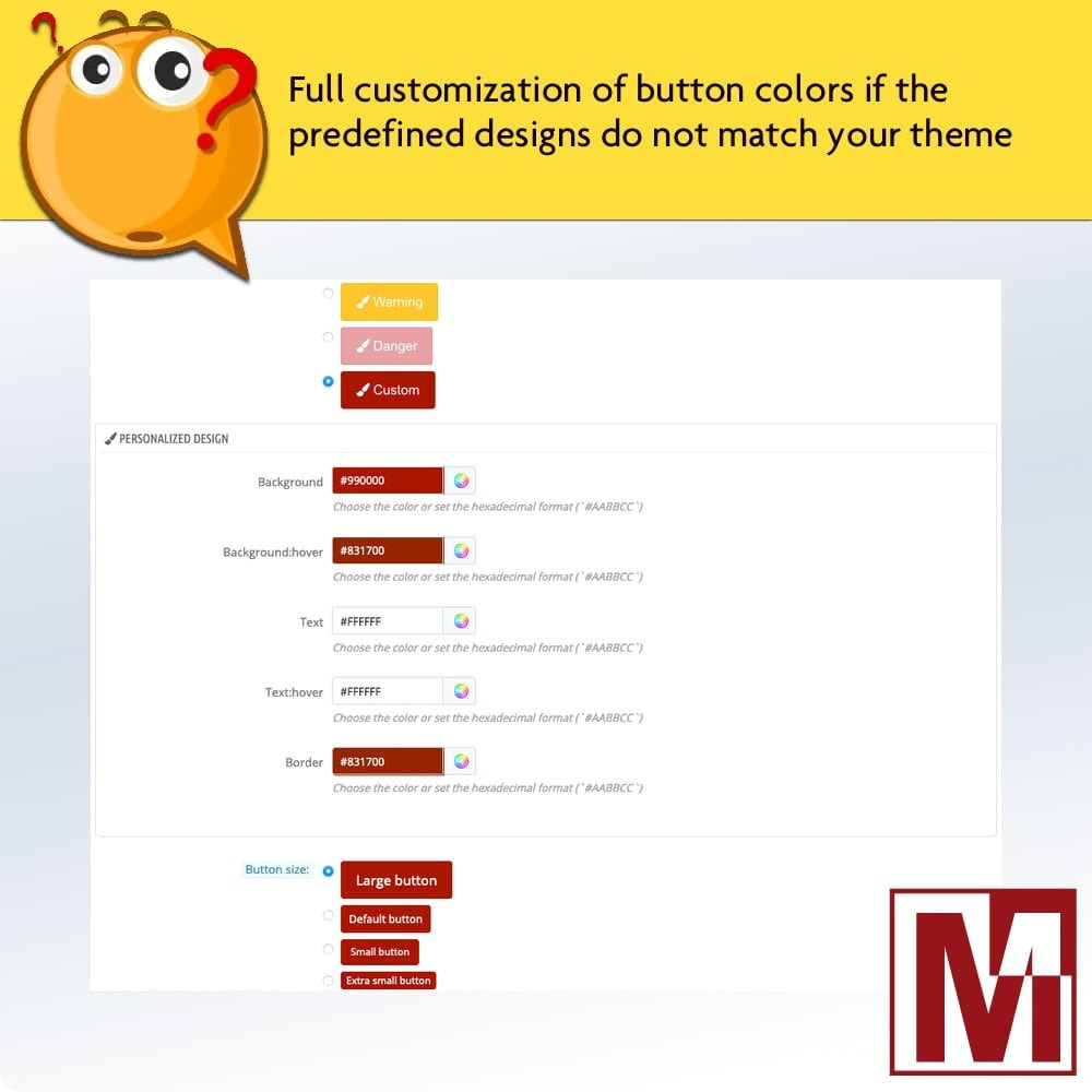 module - Форма обратной связи и Опросы - Dynamic contact form on product page - 6