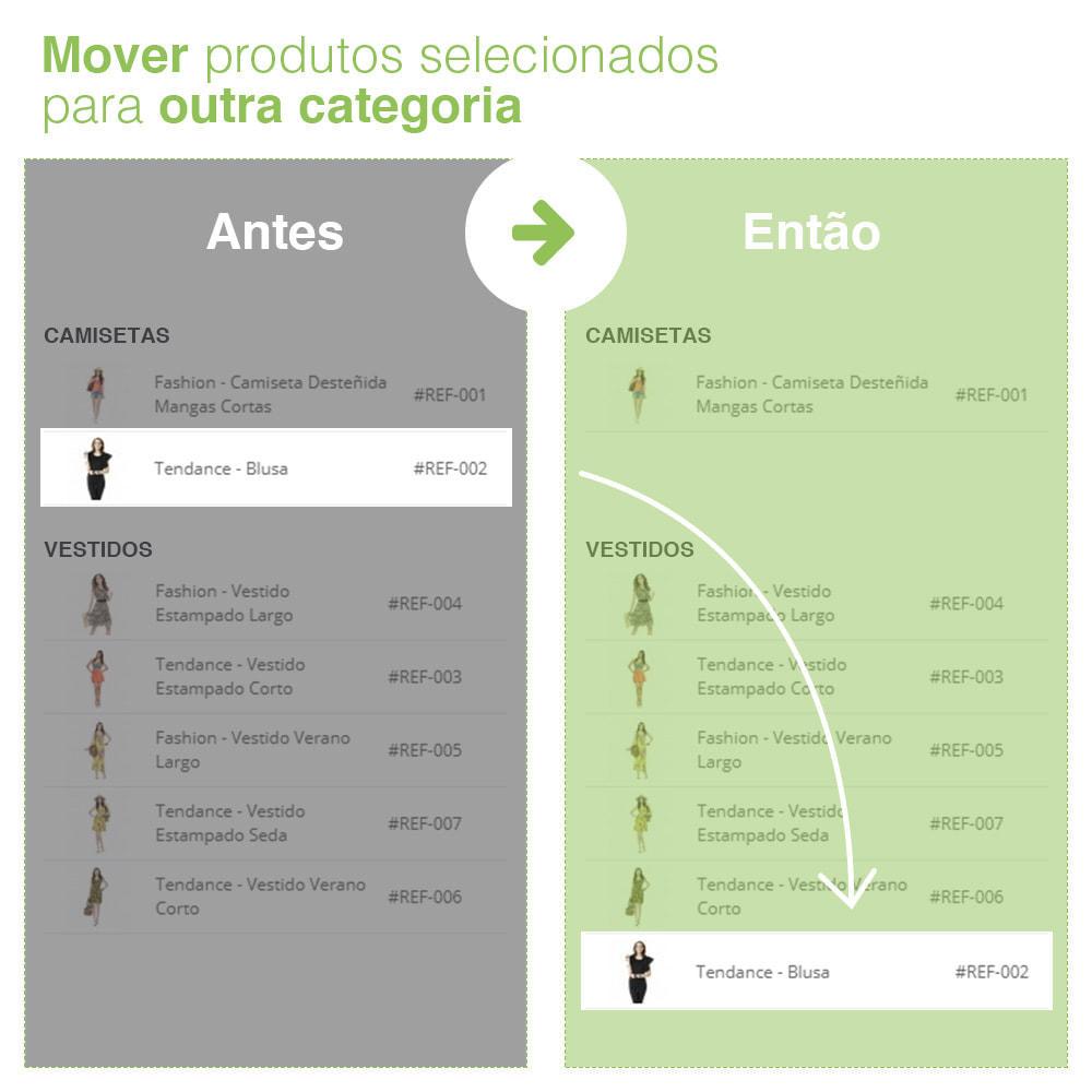 module - Administração - Mover e associar produtos entre categorias em massa - 5