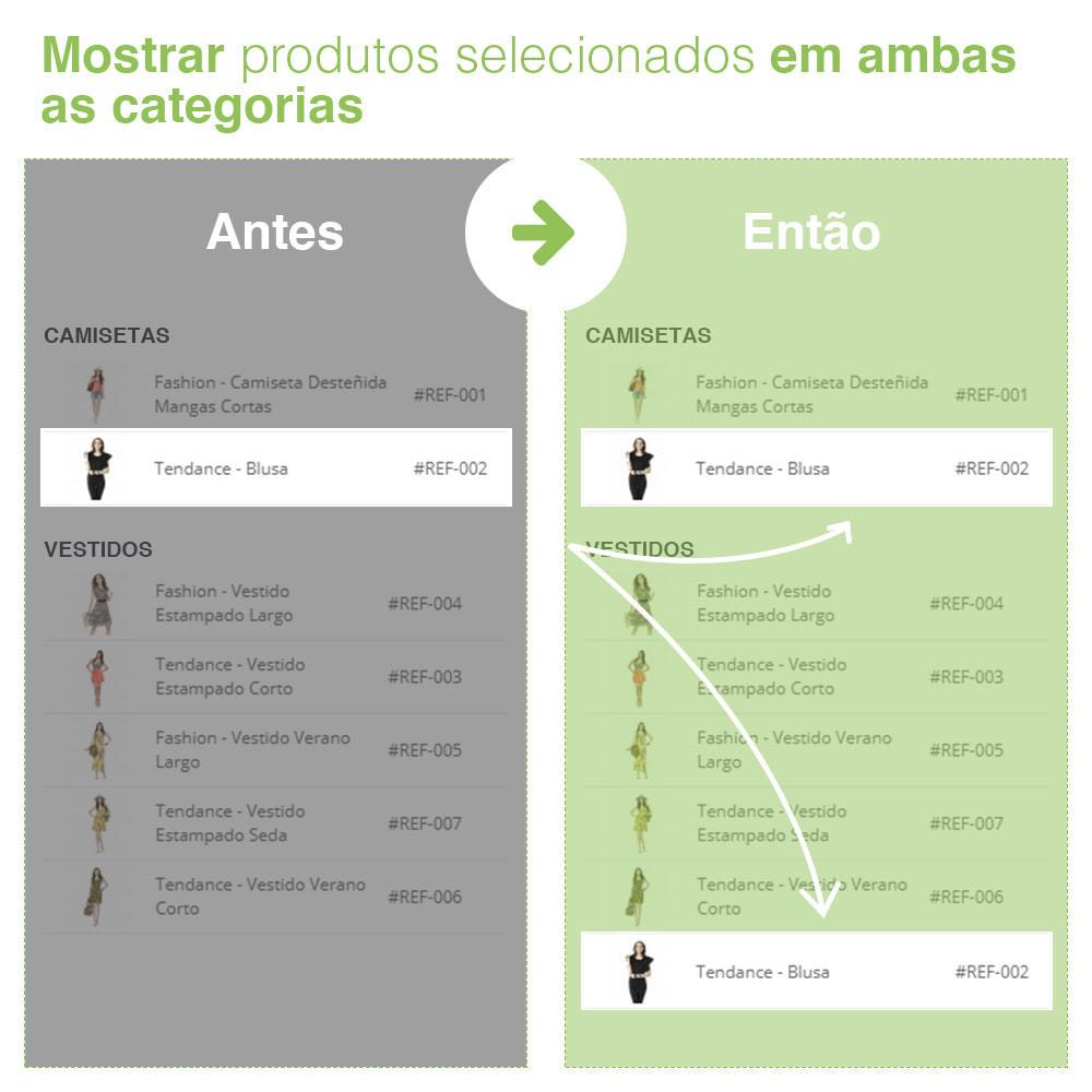 module - Administração - Mover e associar produtos entre categorias em massa - 7