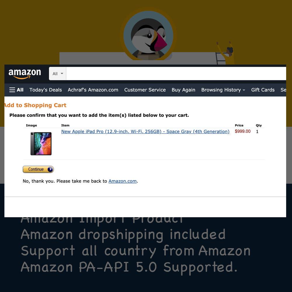 module - Dropshipping - Amazon Dropshipping & Affiliates - 6