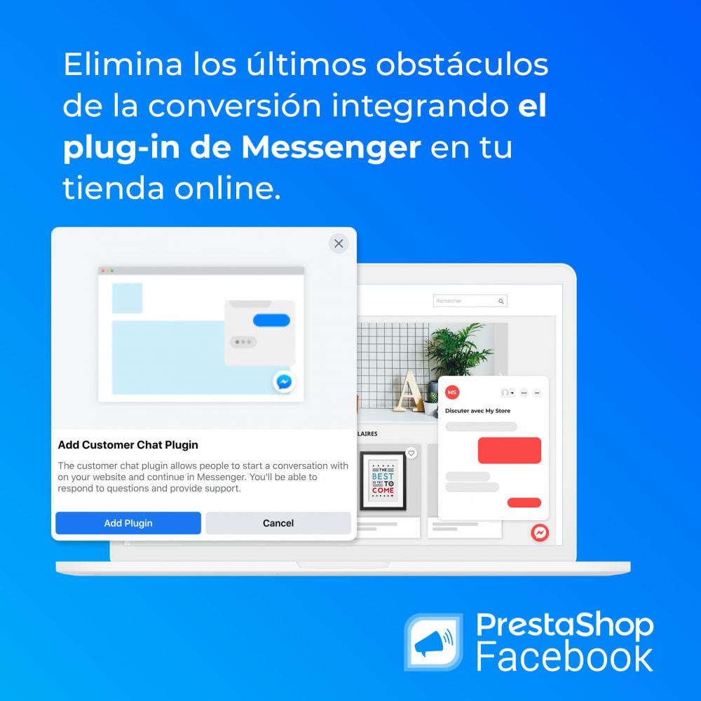 module - Productos en Facebook & redes sociales - PrestaShop Facebook - 4