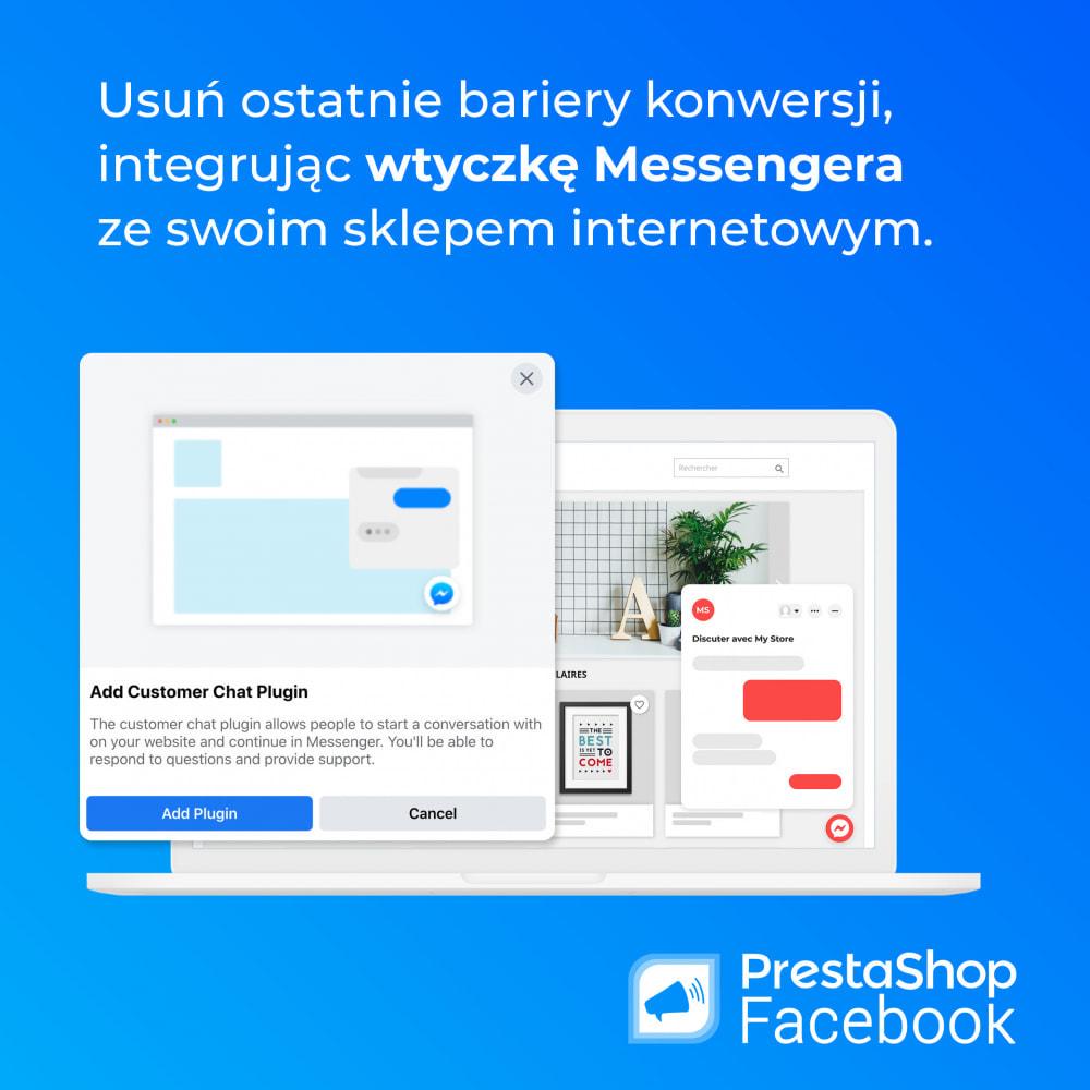 module - Produkty w serwisach społecznościowych - PrestaShop Facebook - 4