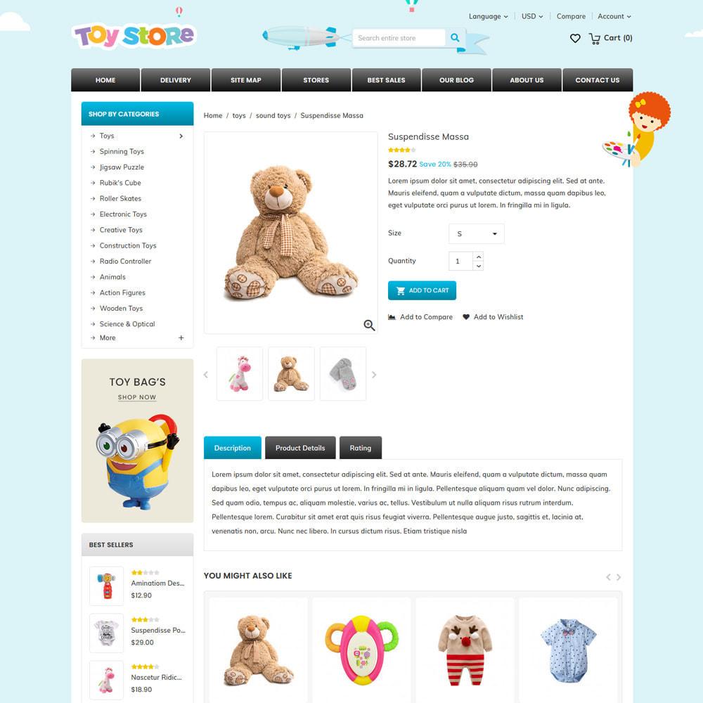 theme - Kids & Toys - Kids & Toys Store - 4