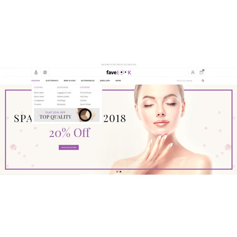 theme - Health & Beauty - Favelook - Beauty Store - 6