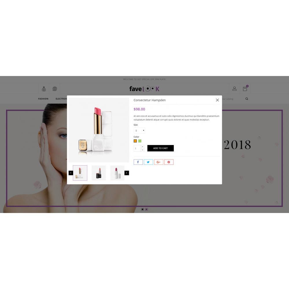 theme - Health & Beauty - Favelook - Beauty Store - 7