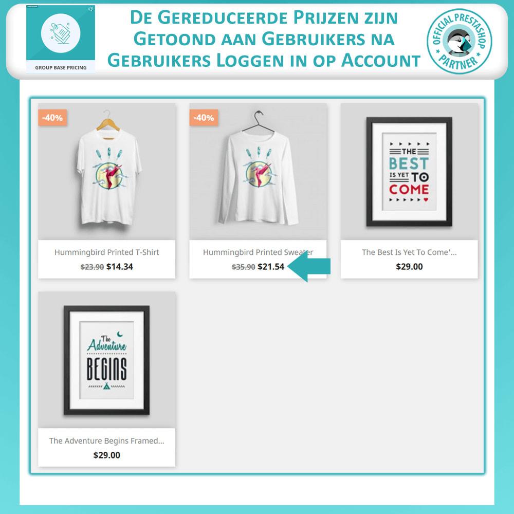 module - Promoties & Geschenken - Op groep gebaseerde prijzen - 3
