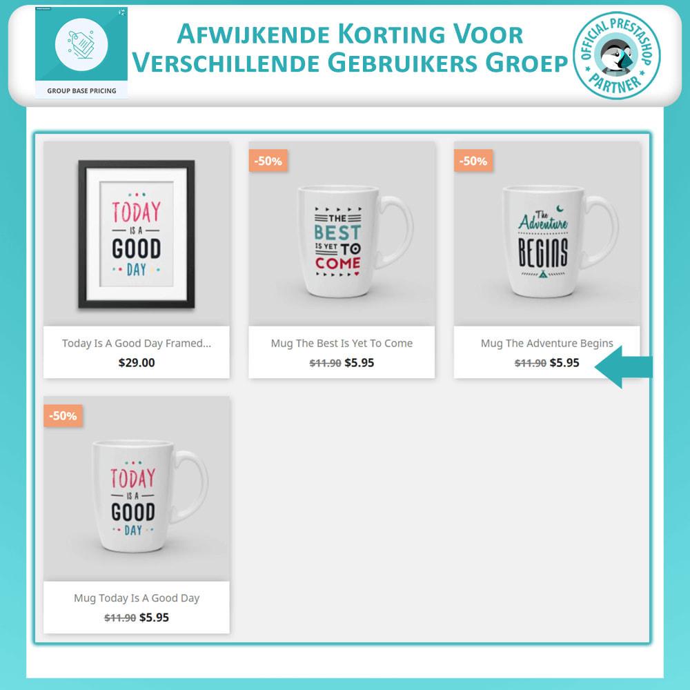 module - Promoties & Geschenken - Op groep gebaseerde prijzen - 4