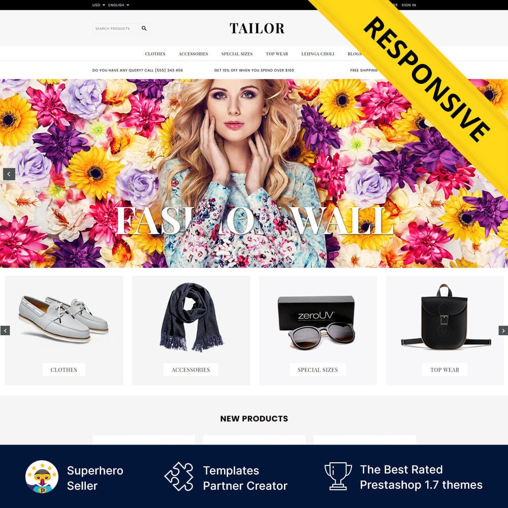 theme - Moda & Calçados - Tailor Fashion Store - 1