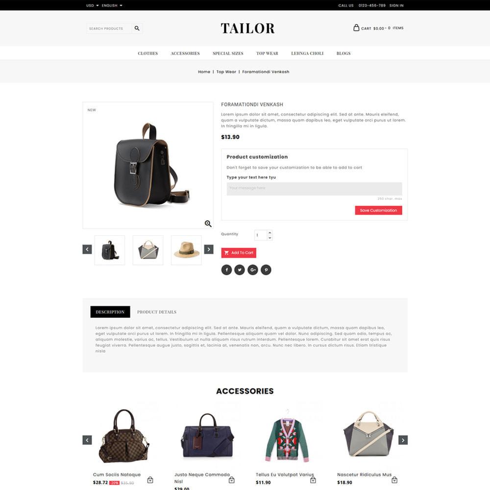 theme - Moda & Calçados - Tailor Fashion Store - 4