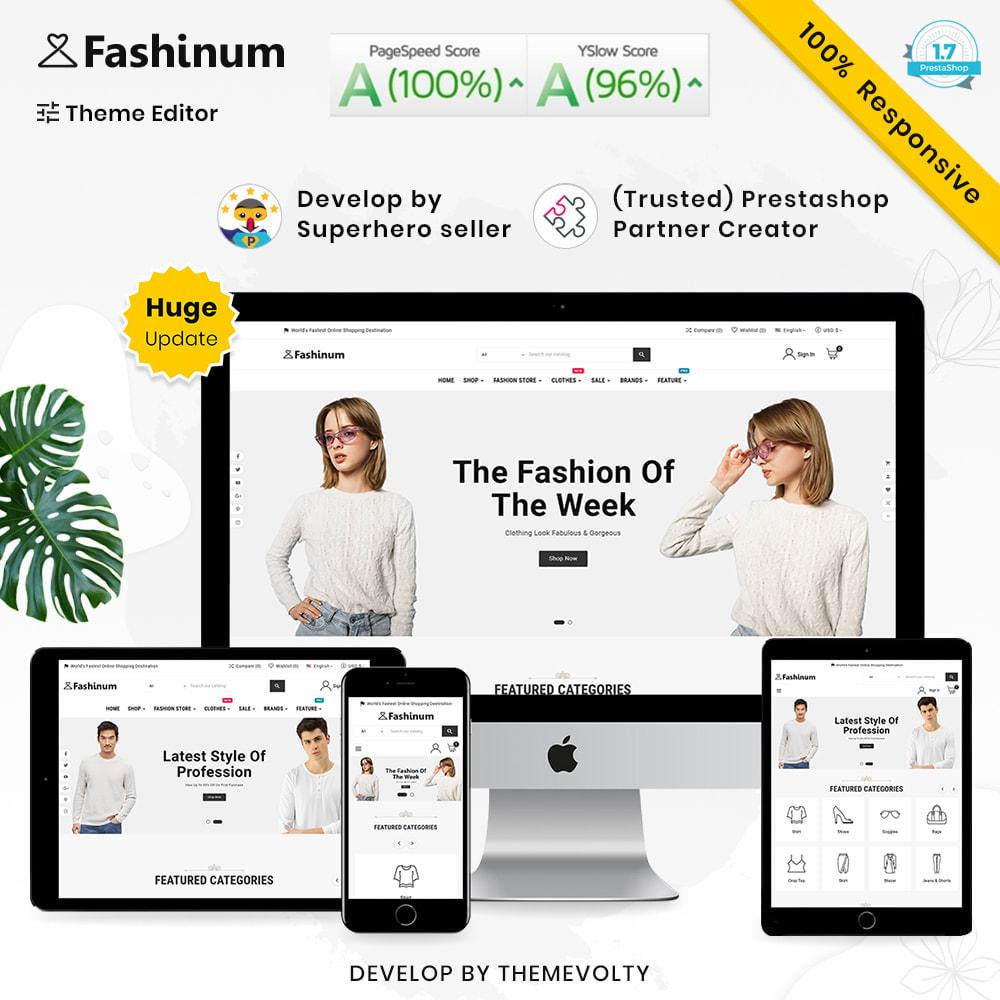 theme - Fashion & Shoes - Fashinum Mega Fashion–Clothes Style–Minimal Super Store - 1