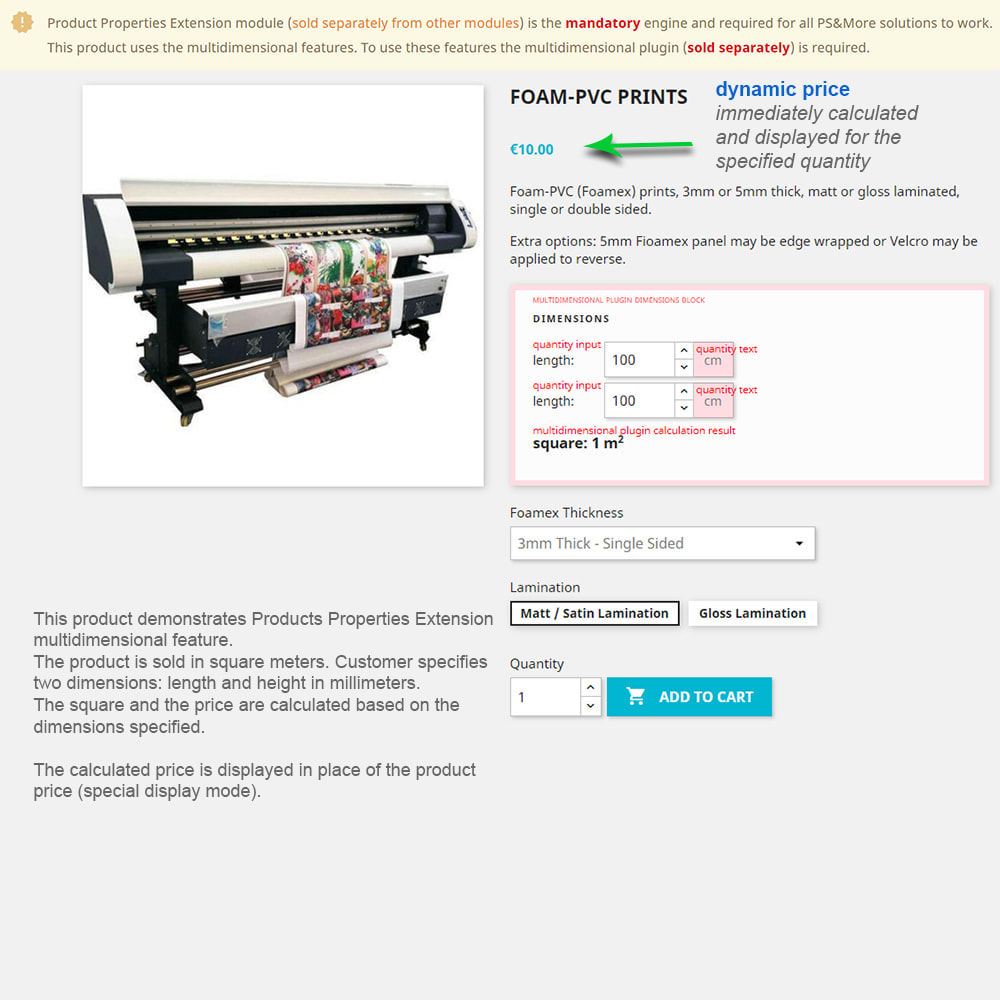 module - Omvang en eenheden - Product Properties Extension-sell by weight, length,etc - 15