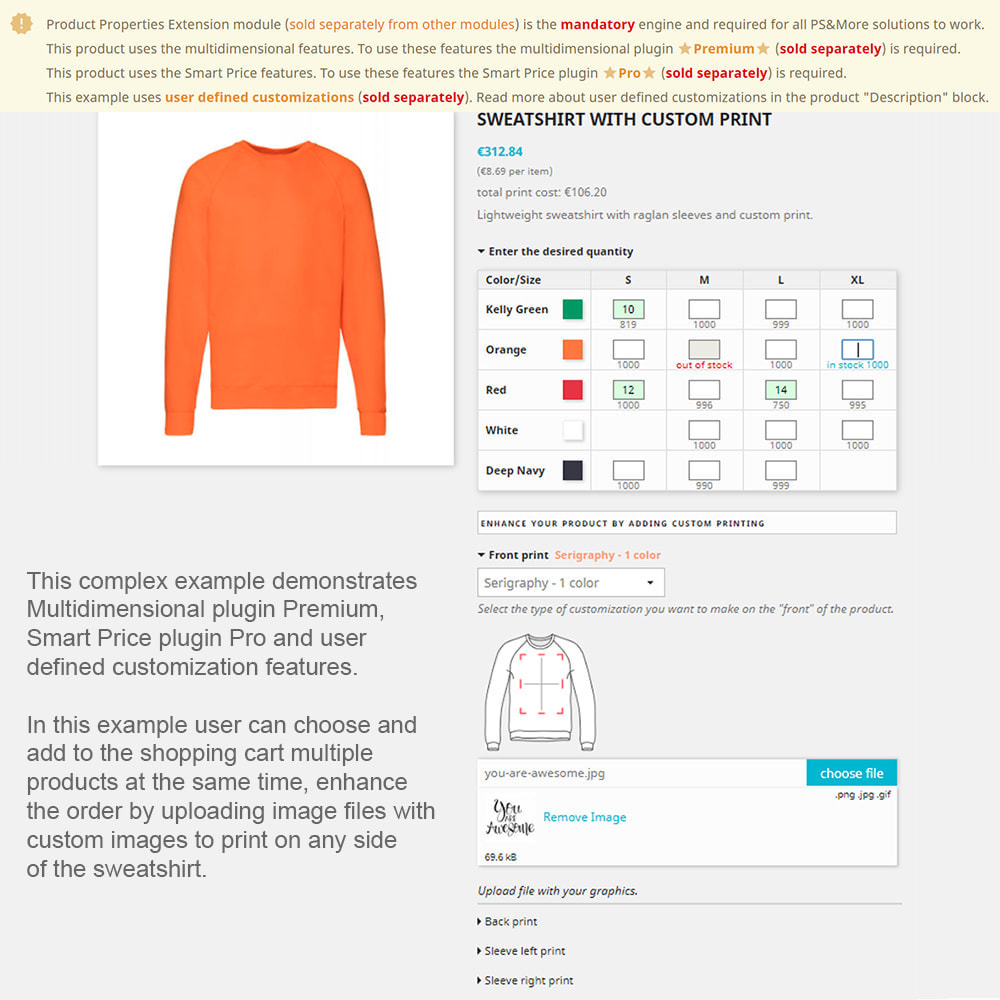 module - Управление ценами - Product Properties Extension Smart Price Plugin Basic - 8