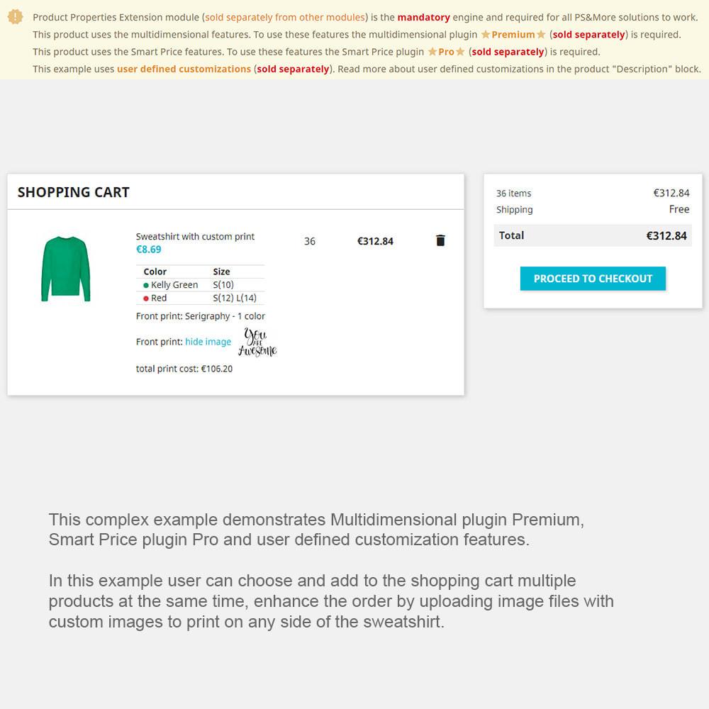 module - Управление ценами - Product Properties Extension Smart Price Plugin Basic - 9